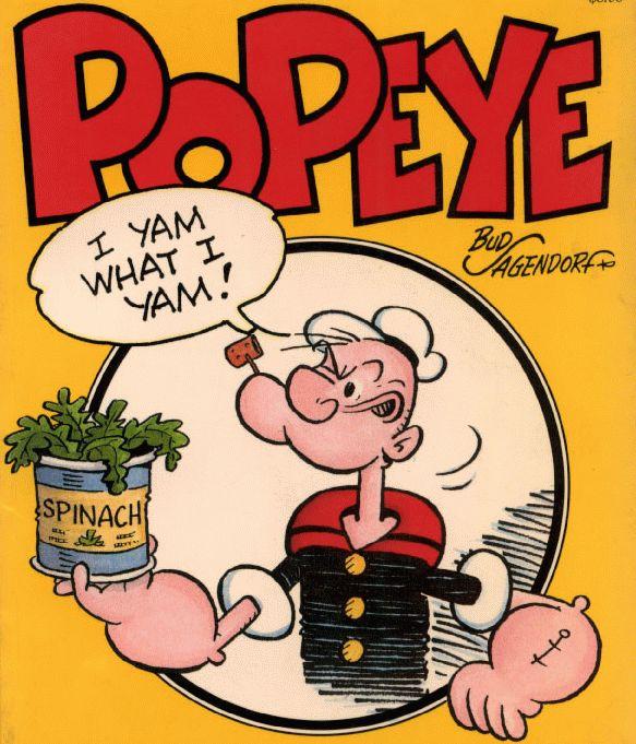 Vintage popeye porn comic con el jeep