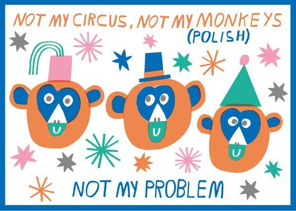 Strange Idioms From Around The World Illustrated Neatorama