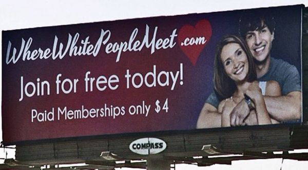 whitepeoplemeet dating site Hundreds of people in utah have signed up for a wherewhitepeoplemeetcom, a dating site geared toward white people, according to the salt lake tribune.