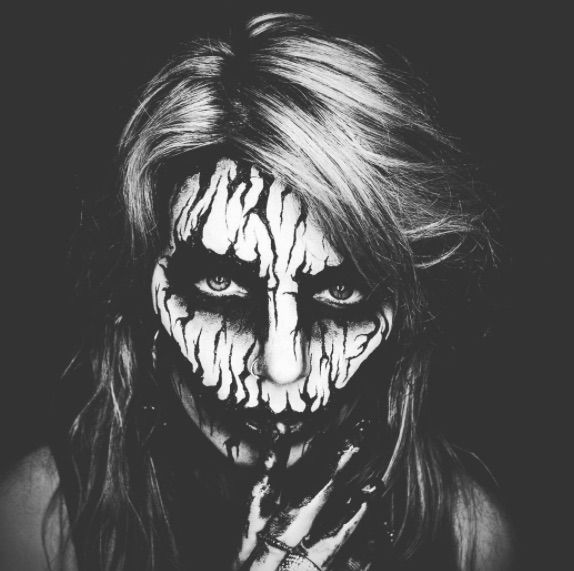 Metalhead Makeup Artist Takes On The 30 Day Corpse Paint Challenge And Kills It