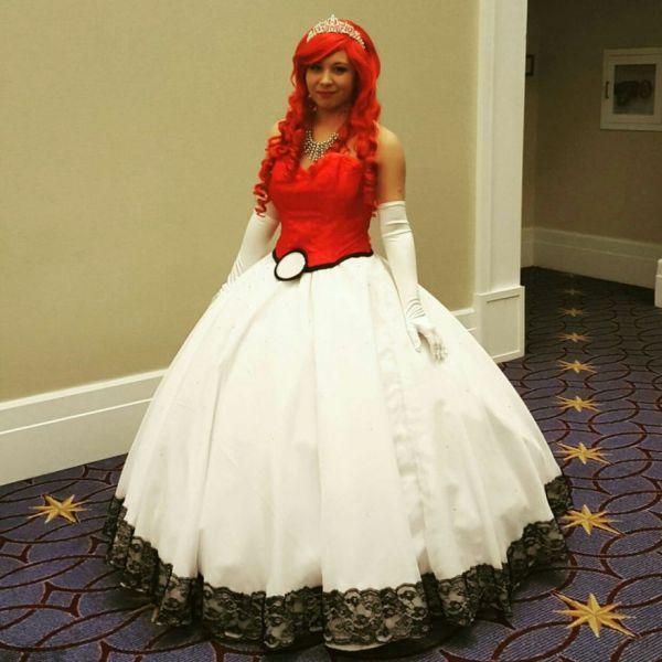 Cosplay Wedding Dress 30 Luxury