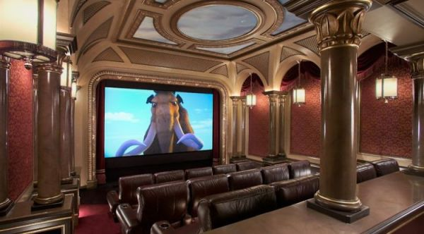 The 15 Most High Tech Home Theaters Neatorama