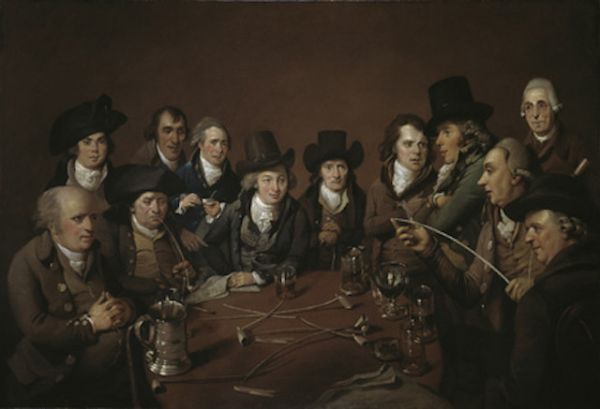 Even in the 1700s, Book Clubs Were Really About Drinking and Socializing