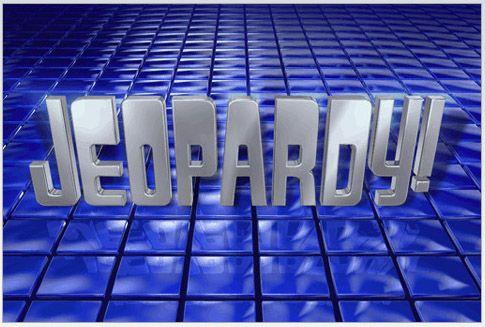 what is jeopardy neatorama