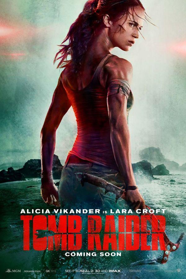 Lara Croft: Photoshop Disaster