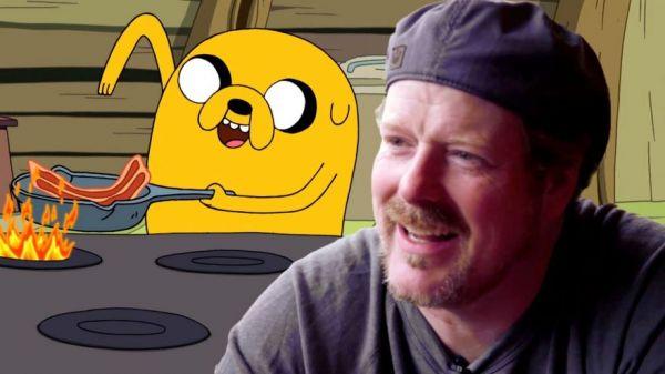 Adventure Time Voice Actor John Dimaggio Discusses Bacon