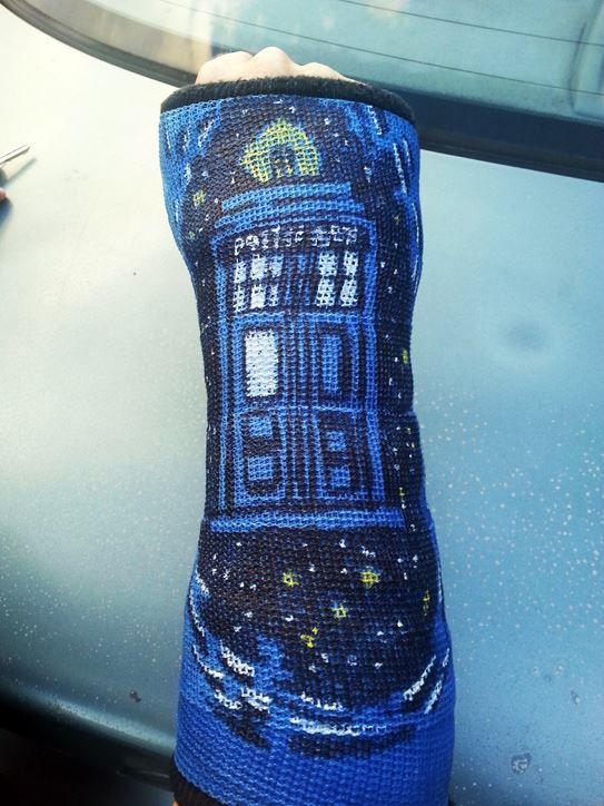 TARDIS cast