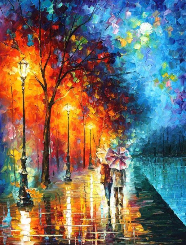 Best Knife Oil Paintings