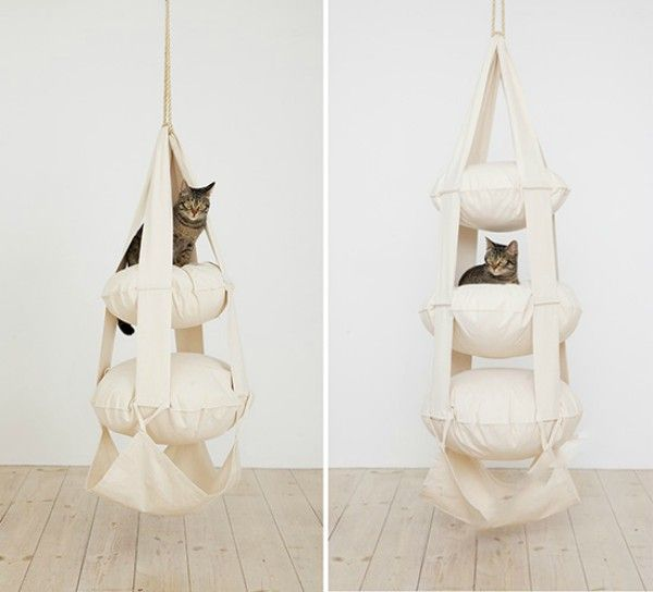 DIY Projects That Will Change Your Cat's Life