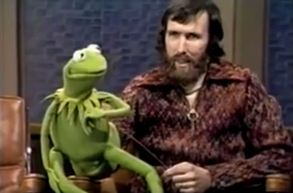 The Muppets Join Dick Cavett for Thanksgiving