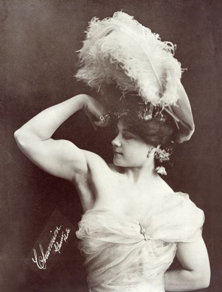 a brief history of strong women neatorama