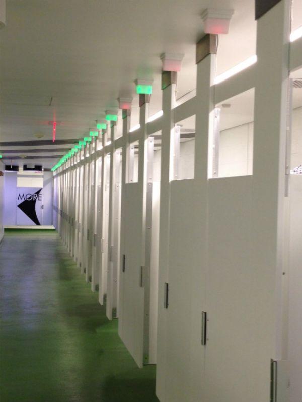 Tooshlights for More Efficient Public Restrooms | Restroom