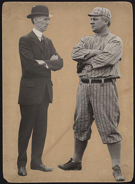 Why Do Baseball Managers Wear Uniforms? - Neatorama