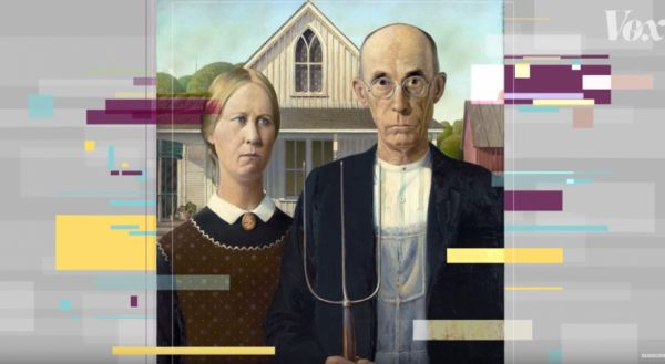 How <i>American Gothic</i> Became an Icon