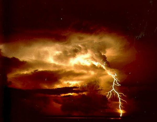 What It's Like to be Struck by Lightning