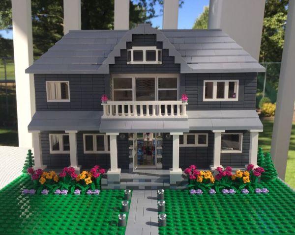 Custom Lego Home Neatorama