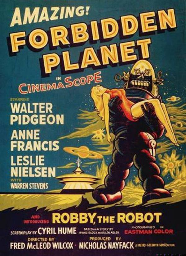 14 Hilarious Vintage Sci-Fi Movie Posters from the 1950s ...