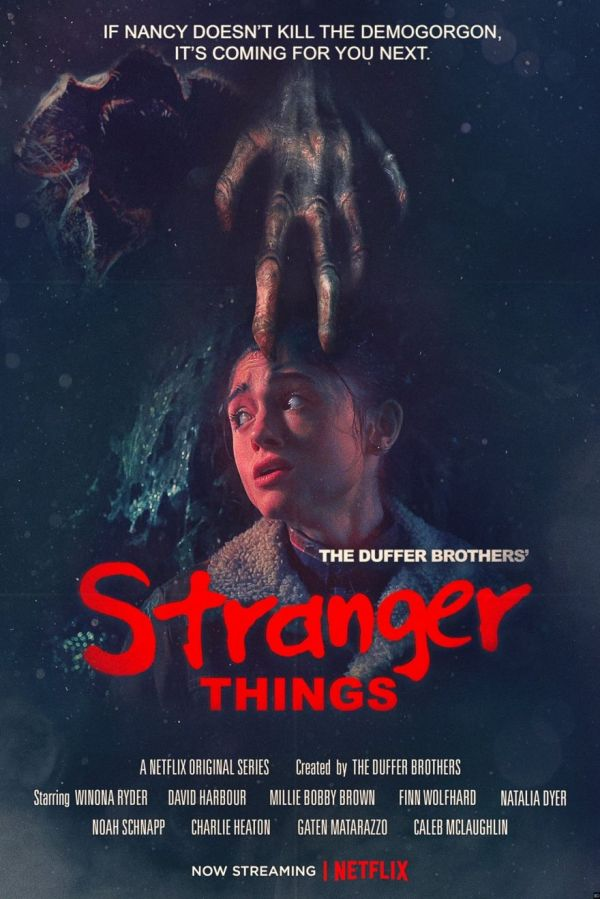 New <i>Stranger Things</i> Ads Recreate Movie Posters From The 1980s