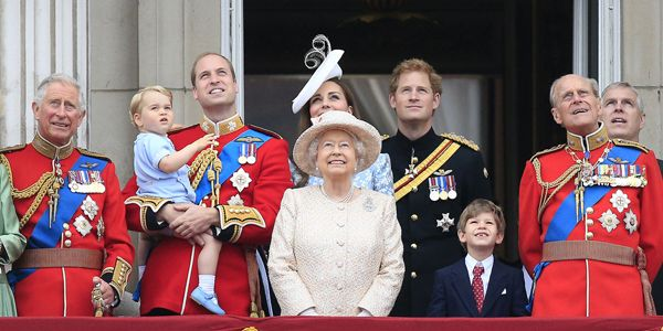 Why The British Royal Family Doesn't Use A Last Name