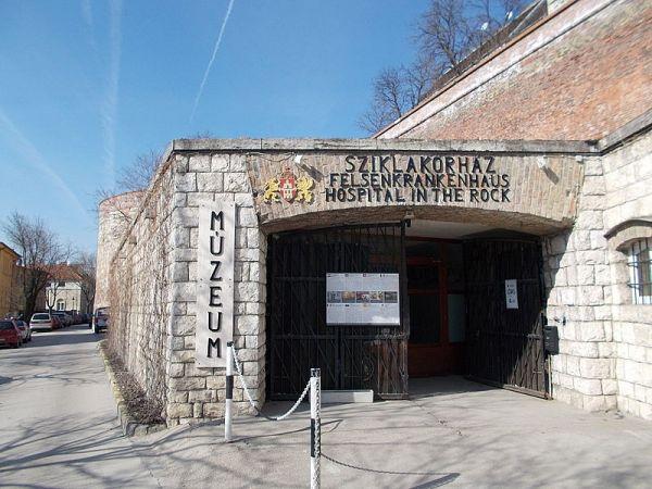 Budapests Former Top-Secret Hospital Inside a Cave