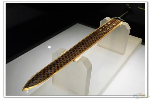 The 2500-Year-Old Sword Discovered Untarnished In China