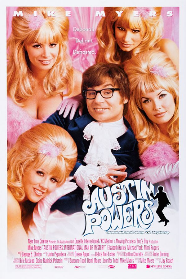 An Oral History of Austin Powers