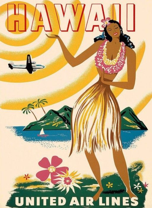 How America's Obsession With Hula Girls Almost Wrecked Hawai'i