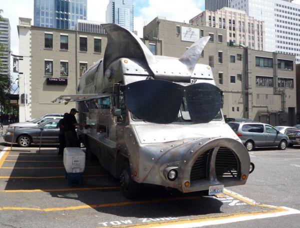 Craziest Food Trucks