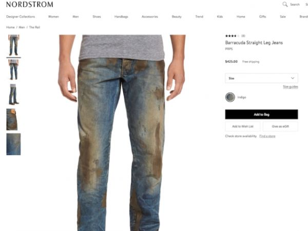 Nordstrom is Just Trolling Customers At This Point