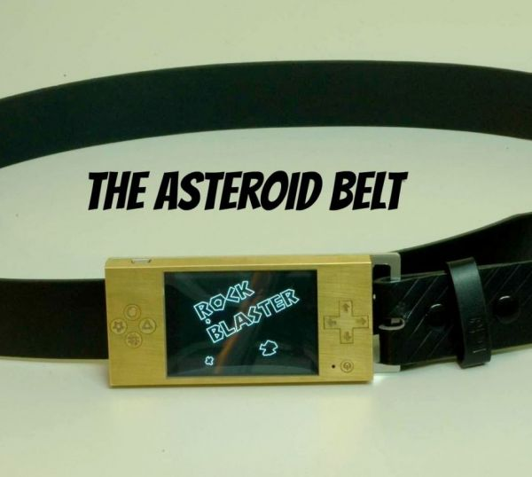 asteroid belt