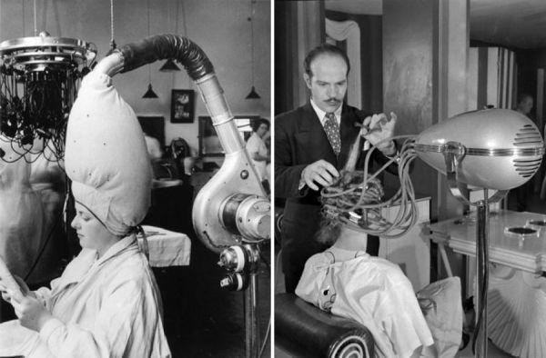 Vintage salon hairdryers neatorama - Vintage salon images ...