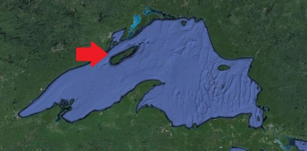 The Largest Island in the Largest Lake in the Largest Island in
