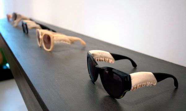Jawbone Sunglasses by Emma Montague