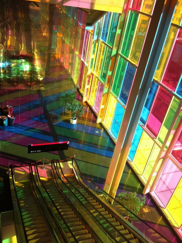 The Palais Des Congres Montr 233 Al A Glass Wonderland