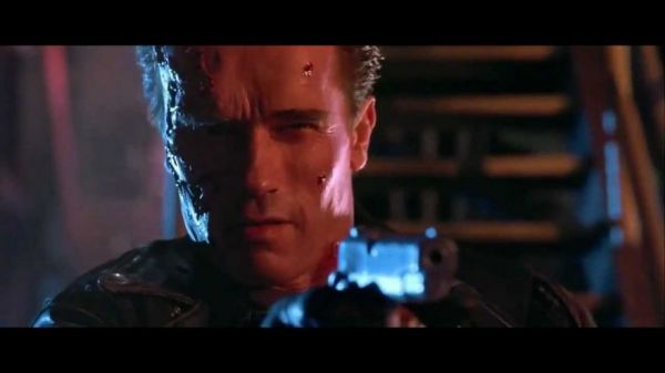 "What The Terminator Says In The Spanish Language Version Of T2 Instead Of ""Hasta La Vista, Baby"""