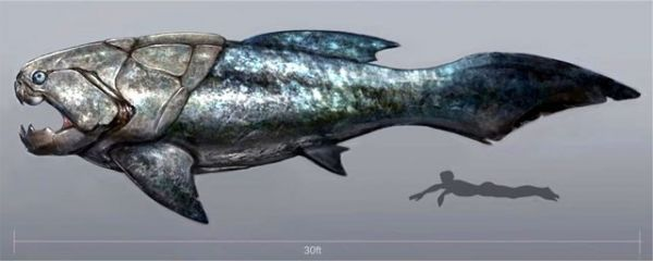Giant Prehistoric Sea Creatures Totally Terrify...