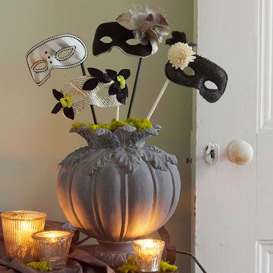 Over 20 Wonderful Decorating Ideas For A Halloween Dinner