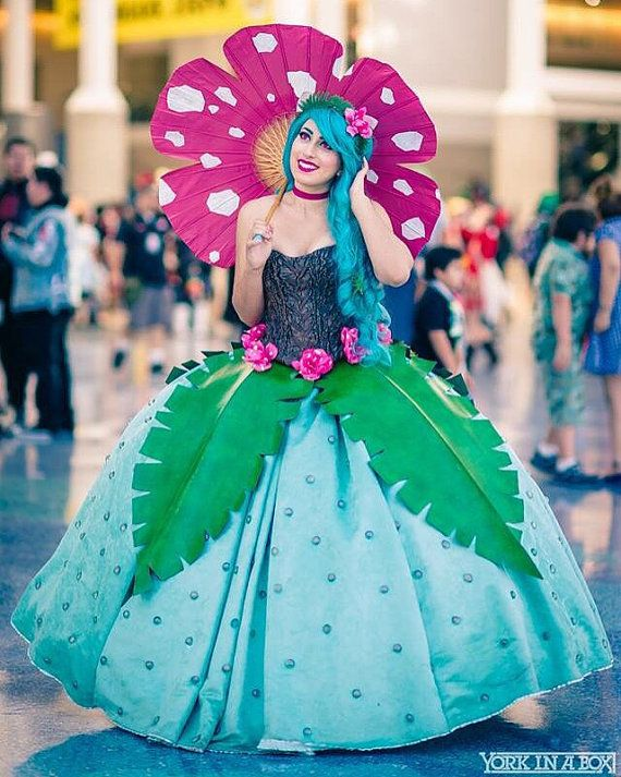 Ball Gown Cosplay