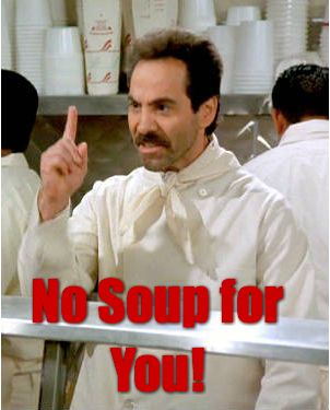 soup essay albert yeganeh The soup nazi is the 116th episode of the nbc sitcom seinfeld, which was the sixth episode of the seventh season it first aired in the united states on november 2, 1995.