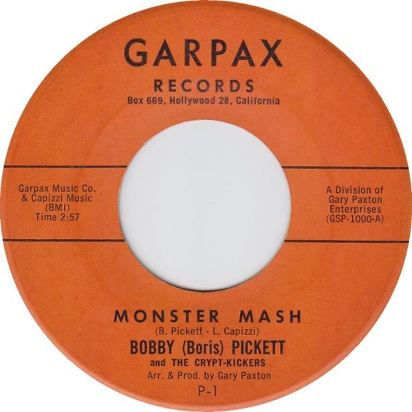 The Monster Mash: The Most Popular Holiday Novelty Song