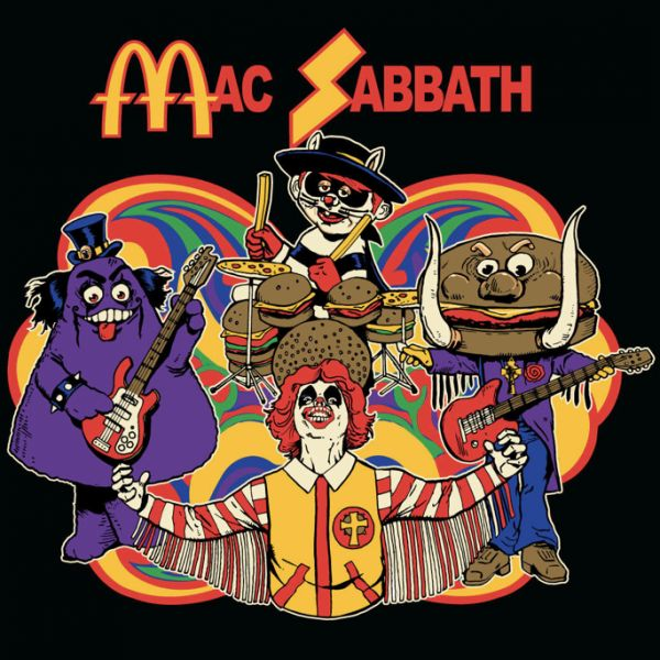 Mac Sabbath, The McDonald's Black Sabbath Cover Band