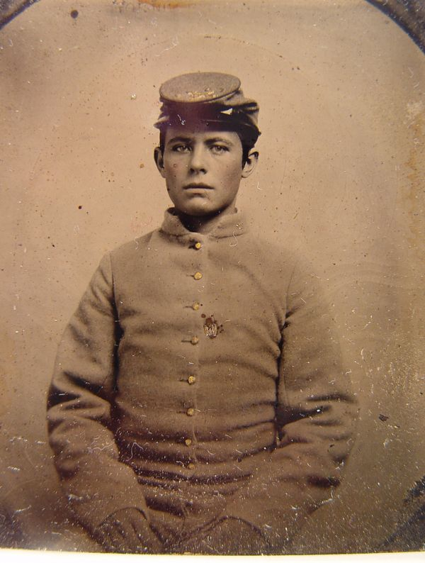 A Collection Of Civil War Portraits Neatorama