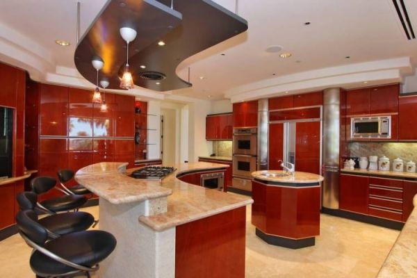 50 Luxury Kitchen Island Ideas and Designs - Neatorama