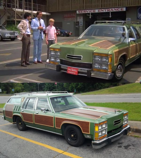 Family Builds Real-Life Version Of The Station Wagon From