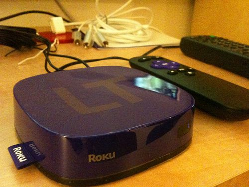 Roku box