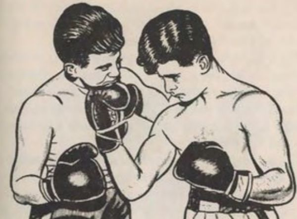 Self Defense Tips From Boxing Champ Jack Dempsey