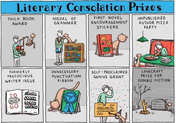 Literary Consolation Prizes
