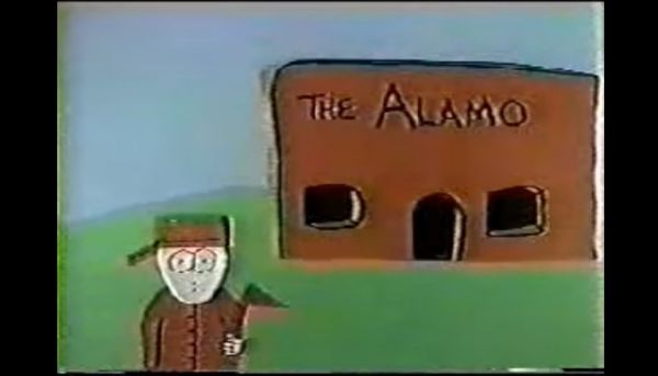 A Japanese Guy Recounts American History In Early Animated Short ...