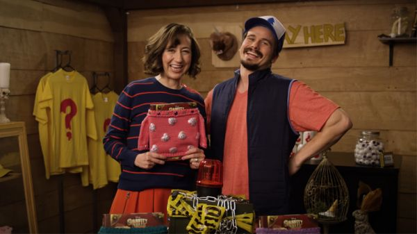 Kristen Schaal And Jason Ritter Reunite For An Adorable Gravity Falls Infomercial