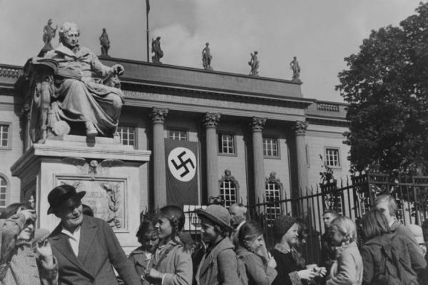 The Nazi Who Infiltrated National Geographic